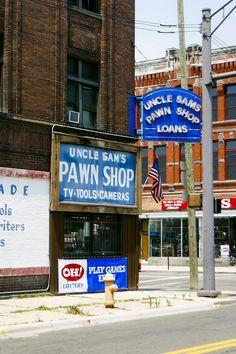 Sam Light Pawn Shop : light, Images