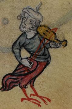 Detail from medieval manuscript, British Library Stowe MS 17 'The Maastricht Hours' f9r