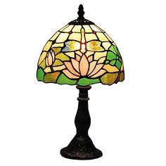 Pastoral Style& Dragonfly Mini Light Desk Lamp D08021T – EUR € 38.67