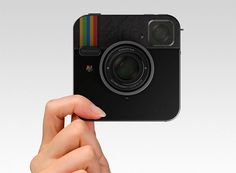 Is the Instagram Socialmatic Camera a flash in the pan trend, or is it something more substantial? We're curious to know what you think.
