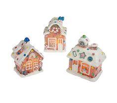 QVC - Valerie Parr Hill - Gumdrop Houses