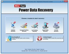 MiniTool Power Data Recovery Free Grátis | hardwareysoftware.net