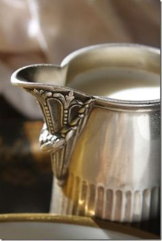 Beautiful Beautiful Handwrought Persian Solid Silver Ash Tray No Monogram last One Yet Not Vulgar