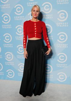 Nikki Glaser at Comedy Central Pre-Emmys Party - All the 2016 Emmy Awards After…