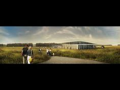 Denton Corker Marshall's proposed new Stonehenge Visitor Centre