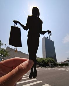 Shopping At The Un Building, New York