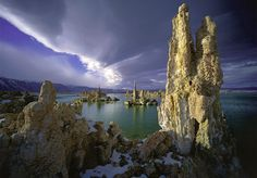 Mono Lake, California, http://onebigphoto.com/surreal-mono-lake-california/