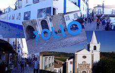 Bom dia, Quem já fez uma visita ao Folio e ao Street Food? #folio #óbidos #festivalliterário #streetfood  http://www.gramascomsabor.com/folio-com-street-food/