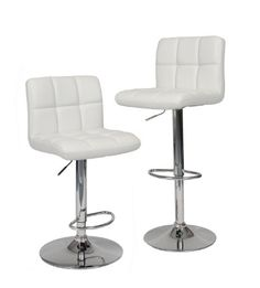 Roundhill Swivel White Leather Adjustable Hydraulic Bar Stool, Set of 2 FurnitureMaxx,http://www.amazon.com/dp/B00D93AT74/ref=cm_sw_r_pi_dp_Resctb18Q54CRE04