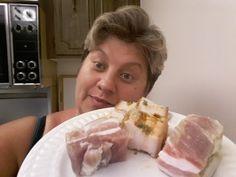 361, Вкуснейшее соленое сало в рассоле по Сибирски , Вкуснейшее сало Пятиминутка,LoraUSA - YouTube
