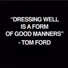 Tom Ford. #menswear #mensfashion #tomford