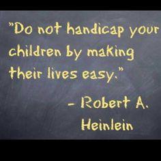 Robert Heinlein was a remarkable sci-fi writer