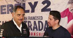 Abel Sanchez talks Canelo-Golovkin rematch #allthebelts #boxing
