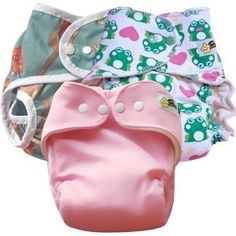 Homemade Cloth Diapers