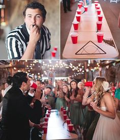 Wedding Games - Wedding Reception Games | Wedding Planning, Ideas & Etiquette | Bridal Guide Magazine