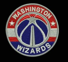 Washington Wizards Embroidered Patch