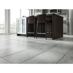 $2 sq ft Shop Style Selections Cityside Gray Porcelain Floor and Wall Tile (Common: 12-in…