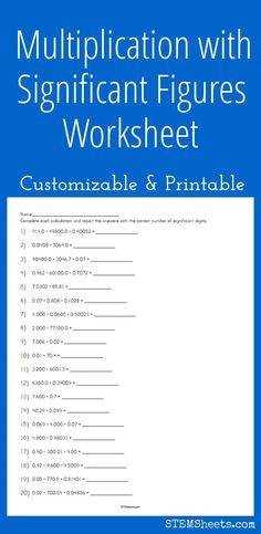 math worksheet : 1000 images about math stem resources on pinterest  decimals  : Custom Multiplication Worksheets