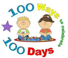 100 Ways to Celebrate 100 Days  #100thday #BarbEvans #itsabouttimeteachers