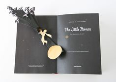 Image result for the little prince pop up book