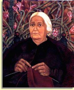 Retrato doña Rosita Morillo