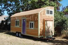 lily pad tiny house on wheels