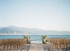 Say 'I do' on a jaw-dropping beach, garden, jungle chapel, or elegant outdoor terrace with ocean views. Plan your celebration at the most beautiful beach wedding venues in Mexico. Wedding Venues Beach, Most Beautiful Beaches, Puerto Vallarta, Paper Goods, Jasmine, Linens, Florals, Mexico, Ocean