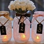 decorate mason jars for gifts