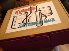 Science Experiment Box