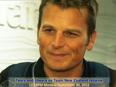 America's Cup 2013 - ETNZ: Team New Zealand Returns to Heroes' Welcome!