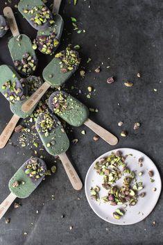 #nicecream #vegan #rawicecream Raw Ice Cream, Nice Cream, Oslo, Popsicles, Raw Food Recipes, Treats, Snacks, Vegan, Drink