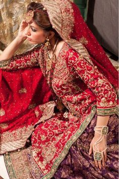 Latest Bridal Collection 2012 by Mohsin Naveed Ranjha #pakistanidresses #dresses #dress #partydresses