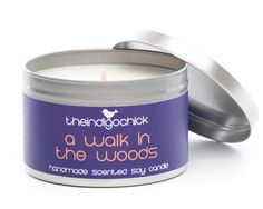 Press Release: The Indigo Chick releases new Eco-friendly Autumn candle range