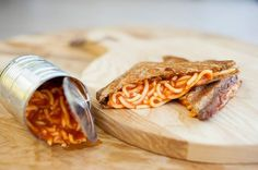Our Spag Jaffle is like a warm hug. In your mouth.