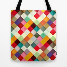 Pass this On Tote Bag by Danny Ivan | Society6
