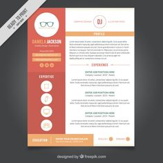 Free Creative Resume Templates Download 35 Free Creative Resume  Cv Templates  Xdesigns