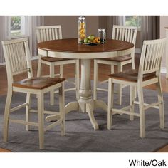 Carla Counter Height 5 Piece Dining Set