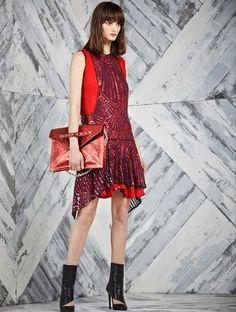 Cavalli Winter Fashion Dresses 2014 For Women's
