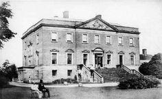 Radbourne Hall-Wirksworth