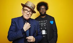 Elvis Costello and the Roots: 'There's no such thing as too funky'