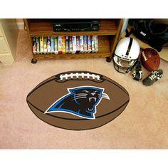 Carolina Panthers NFL Football Floor Mat (22x35)