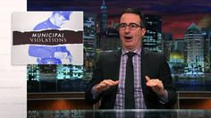 'Debtors Prison' alive & well in the USA! Minor violations can send u to JAIL. STOP collecting on the poor. Last Week Tonight with John Oliver: Municipal Violations (HBO)