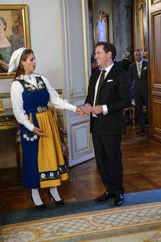 Princesse madeleine et son mari