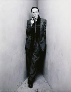 MarcelDuchamp  :: His corner (Irving Penn)