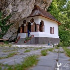 #SchitulPahomie #Monastery in #Valcea County, #Romania