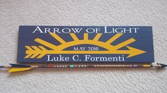 Vinyl By Amy: *Updated* Arrow of Light Vinyl Kit for Award Plaque! New Cub Scout Program Arrow Of Light Plaque, Arrow Of Light Award, Arrow Of Lights, Scout Mom, Cub Scouts, Girl Scouts, Cub Scout Crossover Ceremony, Arrow Of Light Ceremony, Award Display