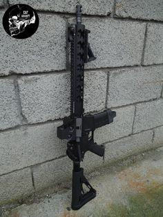 WE Katana Noveske carbine rifle