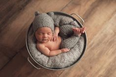 Sandra Hill Photography - Newborn and Baby Portraiture.