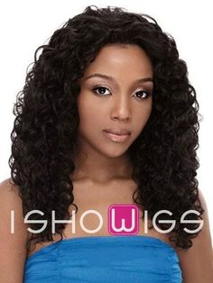 Gorgeous Long Remy Human Hair African American Wig http://www.ishowigs.com/gorgeous-long-remy-human-hair-african-american-wig.html