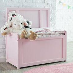 Lipper Pink Toy Box